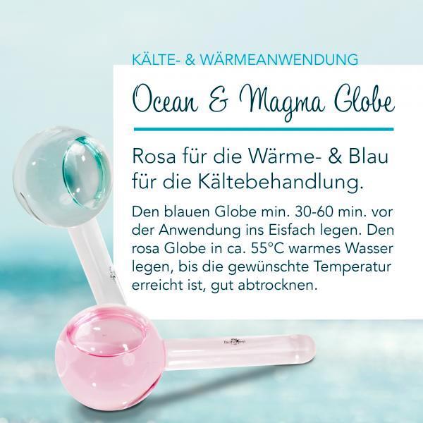 Ocean und Magma Globe